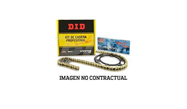 14-46-126 KC343683 Kit transmision Cadena 428D