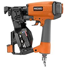 Factory-Reconditioned Ridgid ZRR175RND 1-3/4-in Roofing Coil Nailer