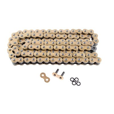 DID 525VX Gold X-RING Road Chain 525x120 for Ducati 1000 Sport Classic (BIP/GT/GT Tour) SC1000 2006-2007 by DID