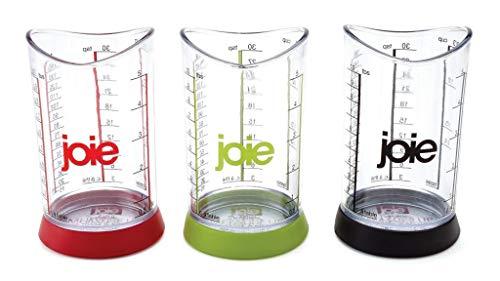 Joie Kitchen Gadgets Mini Measure, Red/Green/Black