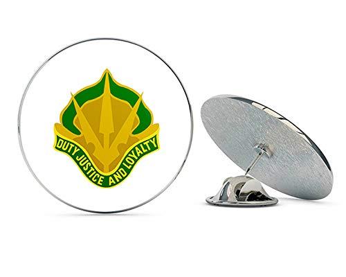 Veteran Pins US Army 15th Military Police Brigade Unit Crest Metal 0.75