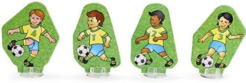 2019204 Compa/ñ/ía Juego Ludo Copa de F/útbol de Naciones small foot design Legler