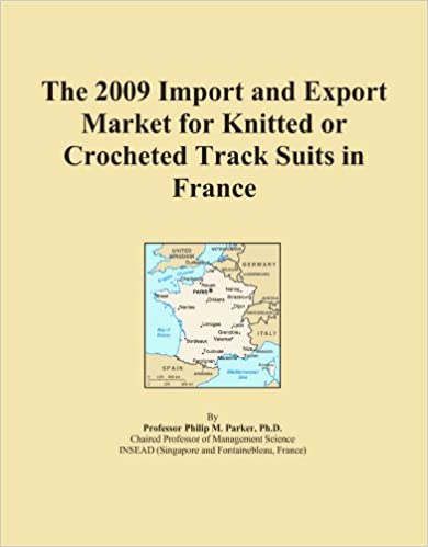 Book The 2009 Import and Export Market for Knitted or Crocheted Track Suits in France
