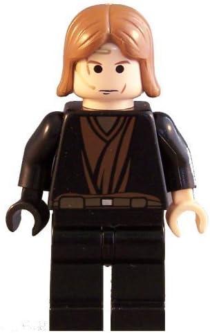 LEGO Star Wars - Minifigur Anakin Skywalker (Ep. 3 mit schwarzer rechter Hand)
