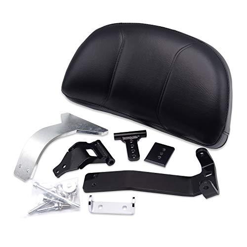 Dasen For Can Am Spyder RT Adjustable Driver Backrest Seat Mount Bracket