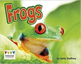 Book Frogs (Engage Literacy: Engage Literacy Turquoise - Extension a)