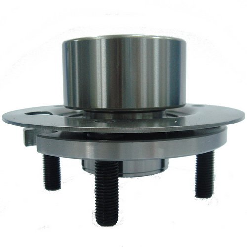 Brand New Front Wheel Hub and Bearing Assembly Aries, Caravan, Caravelle, Daytona 4 Lug W/o ABS 518501 (Daytona Bearings)