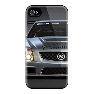 New Premium CBuycases Cadillac Cts V Skin Case Cover Excellent Fitted For Iphone 4/4s
