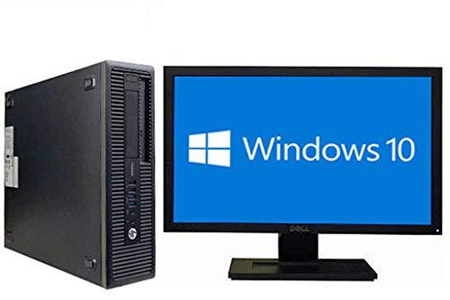激安通販の 中古 ProDesk HP デスクトップパソコン Windows10 中古 ProDesk 600 G1 SFF 液晶セット Windows10 64bit搭載 Core i5-4590搭載 メモリー8GB搭載 HDD1TB搭載 DVDマルチ搭載 B07NH6T1MP, 信寿食:d4b0194c --- arbimovel.dominiotemporario.com