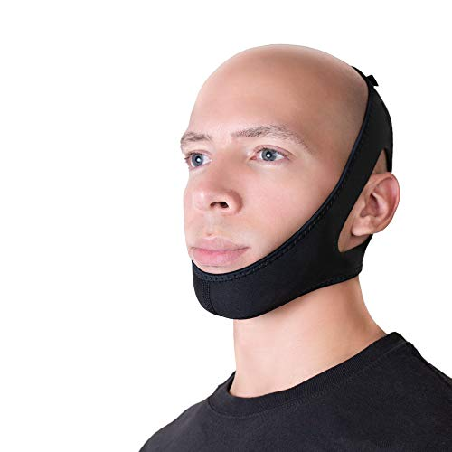 Anti-Snoring Chin Strap Device by EarlyAdopters | Adjustable