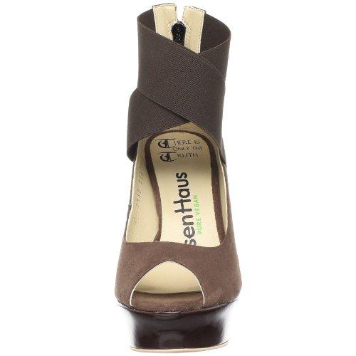olsenHaus Women's Brownstone Peep Toe Realize Pump rrqFxdwS