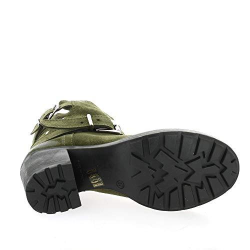 Pao Pao Kaki Cuir Boots Boots Velours Kaki Pao Velours Cuir Boots Velours Kaki Cuir Boots Pao HfBBEqCwP