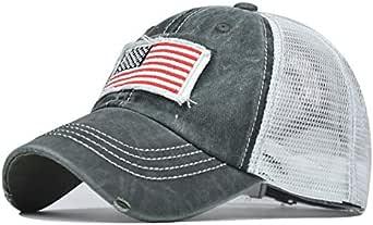 Unisex Men Women's Novelty Baseball Caps Sun Hat Adjustable Couples Baseball Cap Hip Hop Hat, Mesh Beach Trucker Hats