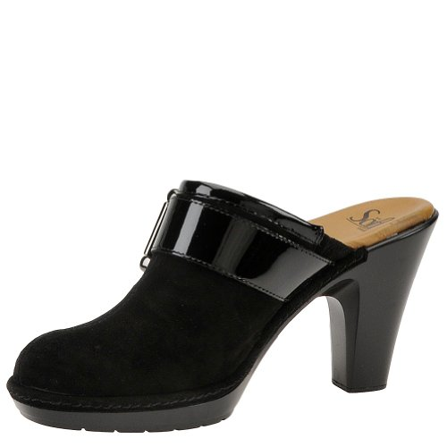 Sofft Aviano Black Suede