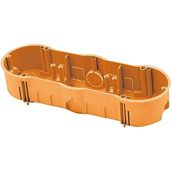 FAMATEL 3257 - Caja empotrar pladur 67x45 triple: Amazon.es ...