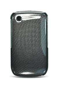 BlackBerry Curve 8520 / 8530 /3G 9300 /3G 9330 Graphic Case - Black Carbon Fiber