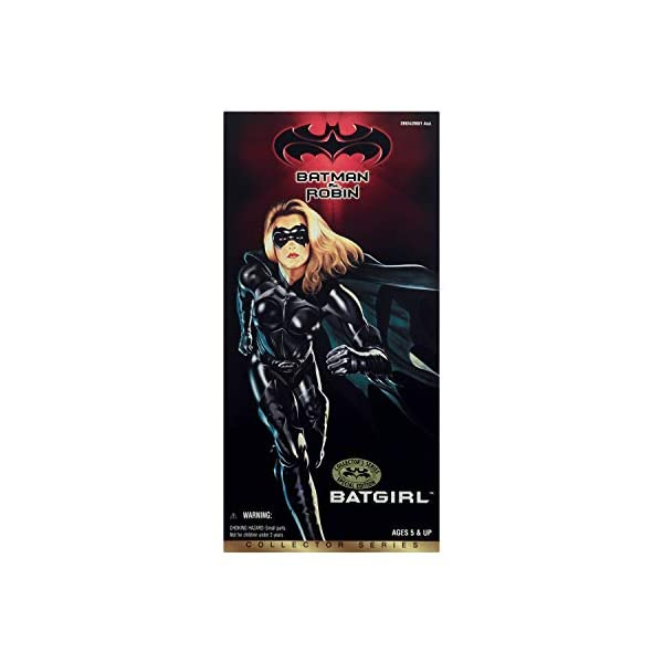 41c6L6GuXaL Batman and Robin BATGIRL 12in Collectors Action Figure