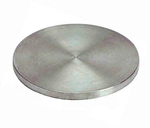 ACI Alloys Pb-2x250-4N Lead, 2.00'' diameter x 0.250'' thick, 99.99% pure by ACI Alloys