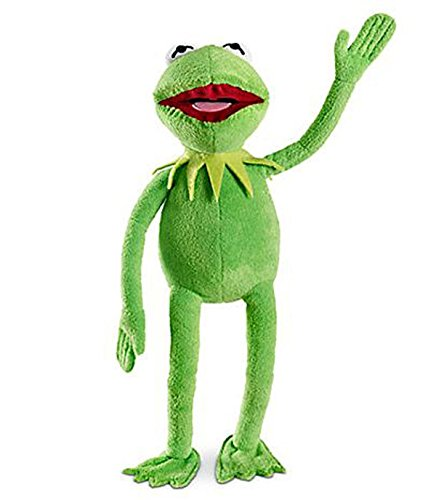 (16 Inch the Muppets Kermit Frog Soft Stuffed Plush Figure)