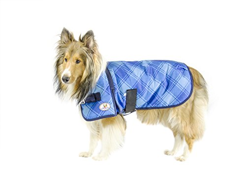 - CuteNfuzzy Rough-Pup 1200D Waterproof Ripstop Nylon Winter Dog Coat with Two Year Warranty