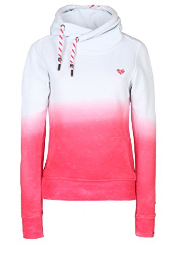 Alife and Kickin Sarah Sweat – Jersey para mujer fuchsia DIPDYE