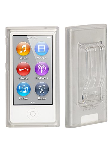 Agent18 iPod Nano Case for iPod Nano 7/8 - Clear Agent 18 Shield Case