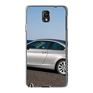 High-end Cases Covers Protector For Galaxy Note3(bmw 335i Coupe Side View)
