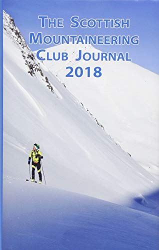 The Scottish Mountaineering Club Journal 2018