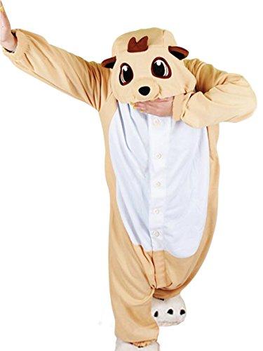 (Lifeye Adult Meerkat Pajamas Animal Cosplay Costume)