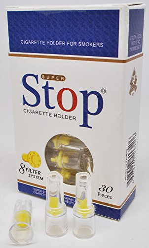 Super Stop Blue 8 Hole Filter System, Pack of 10 by Super Stop