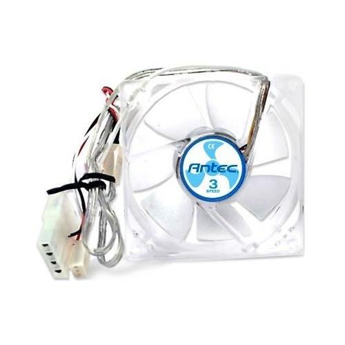 Antec Tricool 120mm Blue LED Fan, 2000rpm