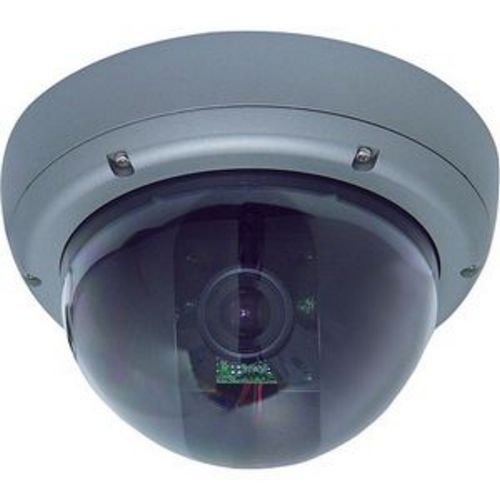 Speco Color Wall - Speco Technologies 1/3-Inch Vandal-Resistant Weather-Proof Wall/Ceiling Mount Color Dome Camera with Auto-Iris