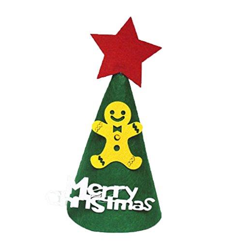 Special Christmas Hat,Victorcn Mini DIY Festival Deer Santa Hat Headband - Store Employee Oakley