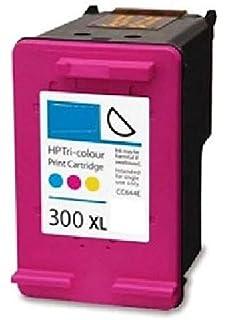 HP-300 CL XL - Cartucho de Tinta Reciclado HP (3 Colores): Amazon.es: Oficina y papelería