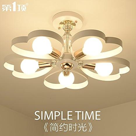 Moda de la lámpara LED de techo iluminación ideas de ...