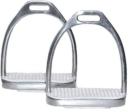 l Fillis English Saddle Stirrup Irons Pair, Adult ()