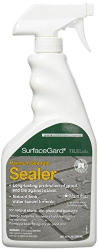 (Custom BLDG Products TLSGS24Z 24-Ounce Surface Gard Sealer, 24 Oz, Clear)