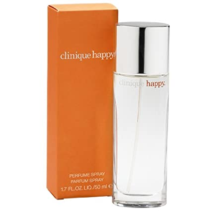 Happy De Clinique Para Mujeres Parfum Vaporizador 1.7 Oz / 50 Ml