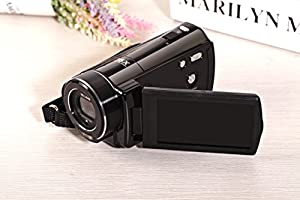 Camera Camcorder, FociPow Remote Control Infrared Night Vision Handy Camera HD 1080P 24MP 16X Digital Zoom Video Camera