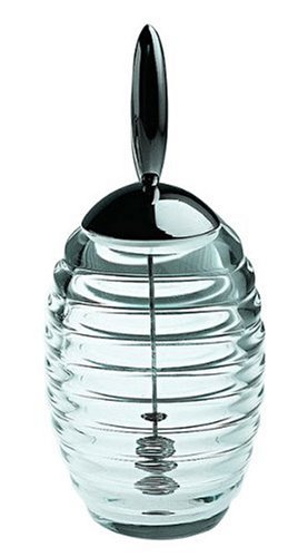 Alessi Honey Pot Honey Jar