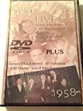 The Blackwood Brothers Quartet ~ Vintage Classics Vol. 1 {1951 Live Concert Footage Plus Songs From 1958 TV Shows}