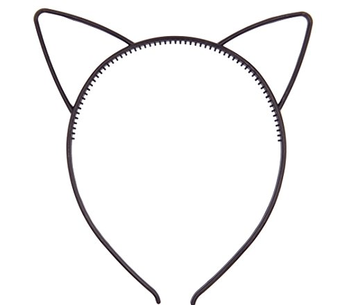 (Bonnie Z. Leonardo Simple Comfortable Plastic Cat Ears)