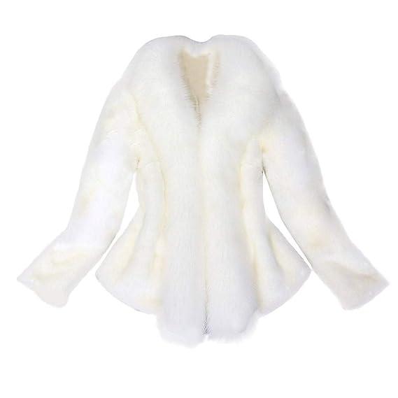 Sylar Abrigo De Felpa Elegantes Abrigo De Lana Color Sólido ...