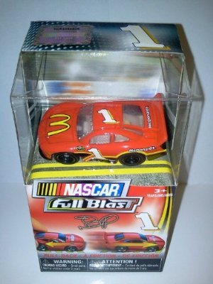 new release car gamesAmazoncom Nascar FULL BLAST Pull Back Car 1 Jamie McMurray