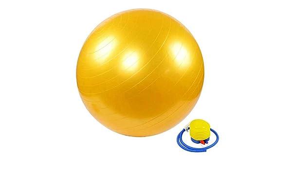 AIYKXY Ejercicio Físico pelota de ejercicios suiza incluye bomba ...