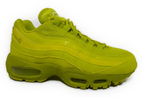 cfbd1e4e2e Nike Women's Air Max 95 - High Voltage / High Voltage-Sonic Yellow, 6.5 B  US - Buy Online in Oman. | Apparel Products in Oman - See Prices, Reviews  and Free ...