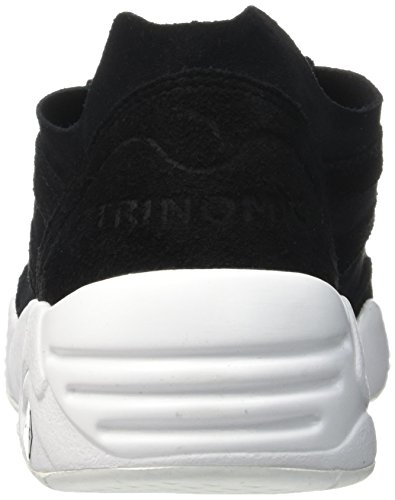 Unisex Silver Black Ftrack Deporte Puma Negro Zapatillas Pack Adulto Negro Soft R698 White de awSFq0Z
