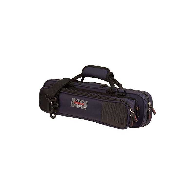 Protec Flute (B or C Foot) MAX Case - Bl
