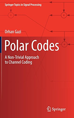 Polar Codes: A Non-Trivial Approach to Channel Coding