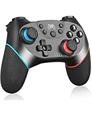 [Halloween Gift]Wireless Controller Switch Remote Gamepad Joystick, FOCOLABU Switch Pro Controller for Switch